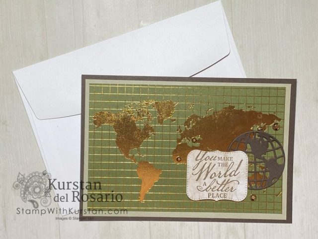 World of Good Memories and More Cards Luv 2 Stamp Blog Hop stampwithkurstan