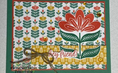 #WineNotCrafter Q2 Team Swaps – Floral Frenzy
