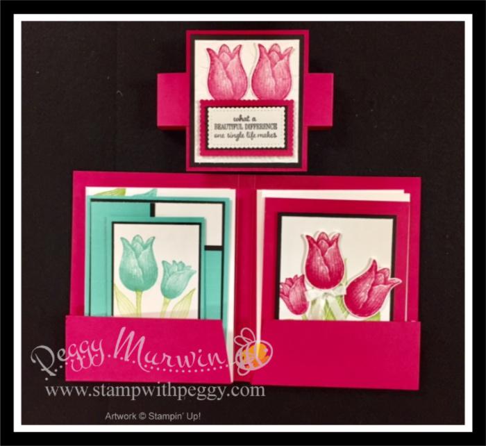 Timeless Tulips Card Set