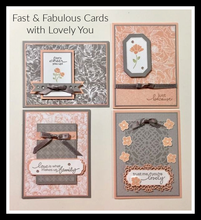 Peony Garden Suite with Lovely You Stamp Set