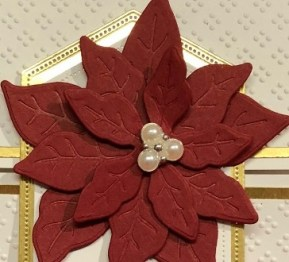 Poinsettia Petals Bundle, Christmas, Holiday Hoopla, Stamp with Peggy