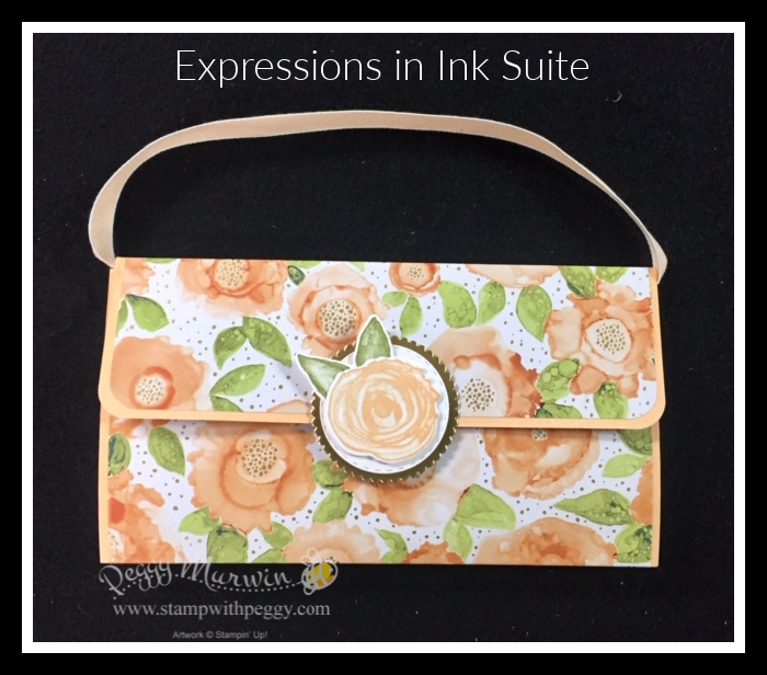 Expressions in Ink Popcorn Purse/Pouch