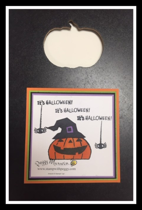Clever Cat Stamp Set, Halloween, Signs, Stamp with Peggy