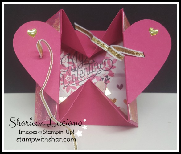 Bloomin' Love Stampin' Up!