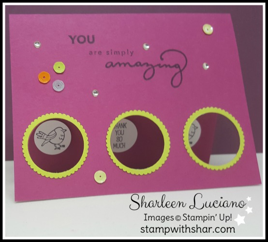 A Good Day Stampin' Up!