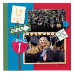 U Rock – Graduation page