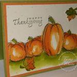 VIDEO TUTORIAL: Autumn Harvest Watercoloring