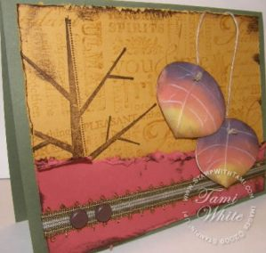 Season of Friendship Ornament Punch from Stampin' Up
