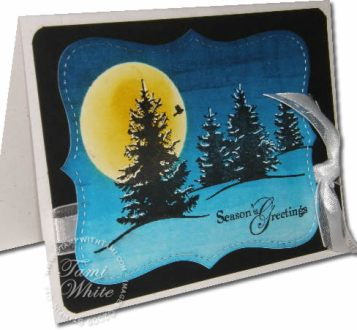 Stampin Up Scenic Season