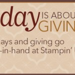 Stampin Up on the TODAY Show (Friday)