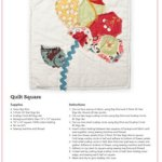 Quilt Square & Instructions