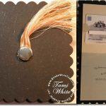 VIDEO TUTORIAL: Graduation Cap Gift Card Holder
