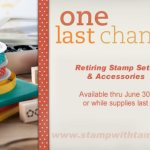 RETIRING STAMP SETS & ACCESSORIES LIST – up to 25% OFF