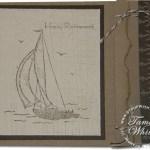 Sail Away Card – Part 1