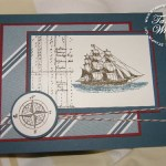 The Open Sea Stamp Set is sailing away