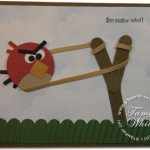 VIDEO TUTORIAL: Angry Birds Musical Card