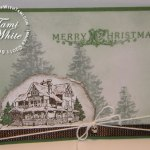 Christmas Lodge Card – Part II