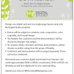 My Digital Studio Contest