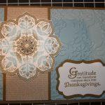 Days of Gratitude Card