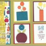 Bright Blossoms & Summer Smooches Card