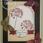 Simply Soft Spring Card