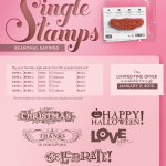 SPECIAL: Single Stamps