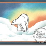 VIDEO TUTORIAL: Polar Bear Card & Awareness