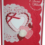 CARD: Hearts a Flutter Valentine Part 1