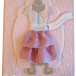 CARD: All Dressed Up from Mary Bush