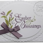 VIDEO: Easter Blessings Card