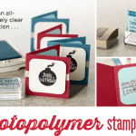 NEW: Bombs Away Photopolymer Clear Stamp Set