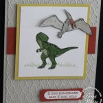 CARD: Dinoroar – Dinosaur fun