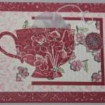 CARD: Tea Shoppe Tea Bag