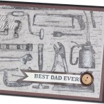 CARD: Tool Shed Masculine Vellum Impressions