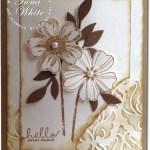 CARD: Flower Shop fun