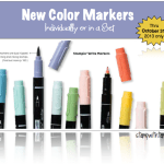 SPECIAL OFFER: Buy New Color Markers Individually for a limited time