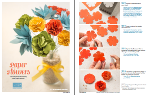 Stampin up paper flowers image collections flower decoration ideas free tutorial how to make paper flowers stampin up demonstrator stampin up paper flowers tutorial mightylinksfo mightylinksfo Choice Image