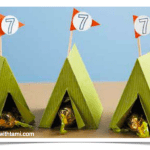 VIDEO: Candy Camping Tent Projects