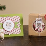 NEW: Pop & Place Holiday Gift Tags & Stamps