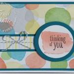CARD: Happy Watercolor Wonder