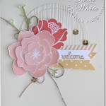 CARD: Gorgeous Simple Stems WOW Card