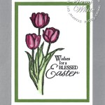 CARD: Blessed Easter Part III