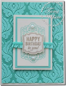 label love-leonie-stampinup