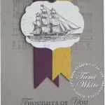 CARD: The Open Sea Ship