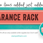 SALE: 80% OFF Clearance Rack just updated
