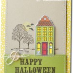 CARD: Happy Halloween – Holiday Home and Paper Pumpkin fun