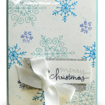 CARD: Endless Wishes Snowflakes