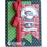 CARD: Get Your Santa On Part III