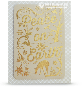 natures peace-stampin up