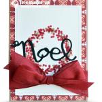 CARD: Noel Christmas Part I